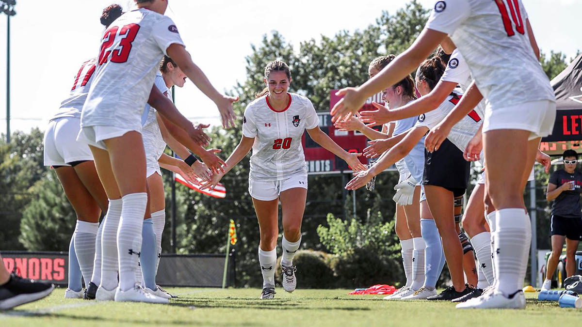 Austin Peay State University Women's Soccer plays North Dakota Thursday followed by UT Martin on Sunday afternoon. Both games will be held at Morgan Brothers Soccer Field. (APSU Sports Information)