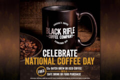 Black Rifle Coffee Company Celebrates National Coffee Day