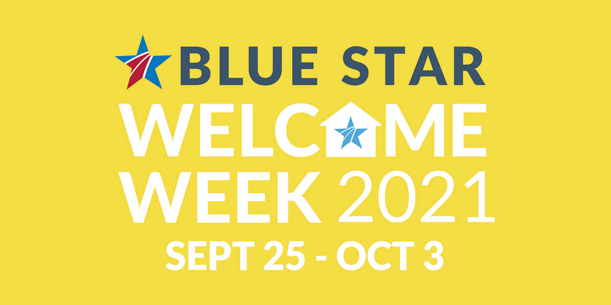 Blue Star Families Launches Blue Star Welcome Week