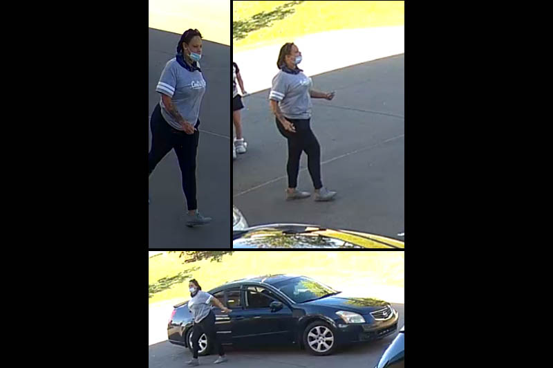 Clarksville Police are asking for the public's help identifying the person in this photo.
