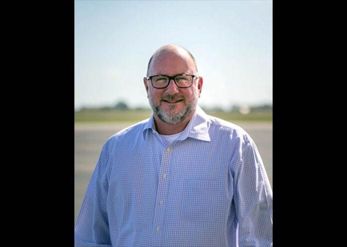 Clarksville Regional Airport Manager John Patterson