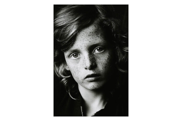 Freckled Girl. (APSU)