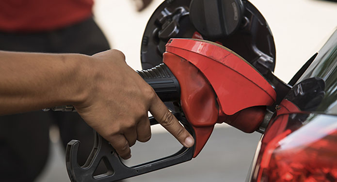 While Gas Prices remained steady on the week, Oil Prices are on the Rise. (AAA)