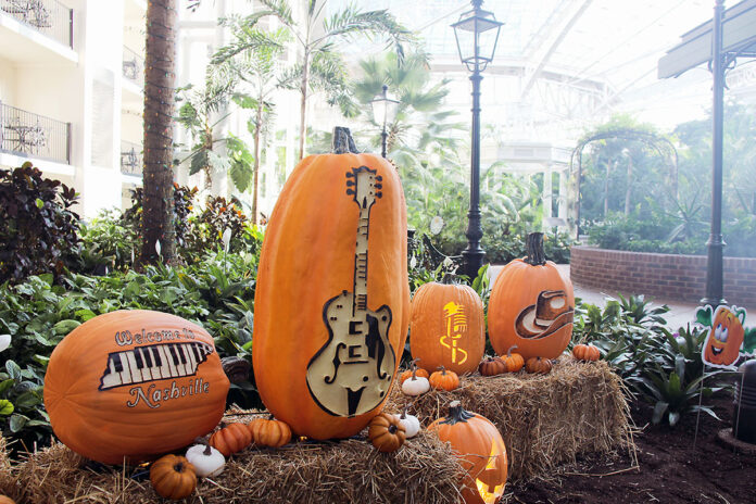 Goblins and Giggles at Gaylord Opryland