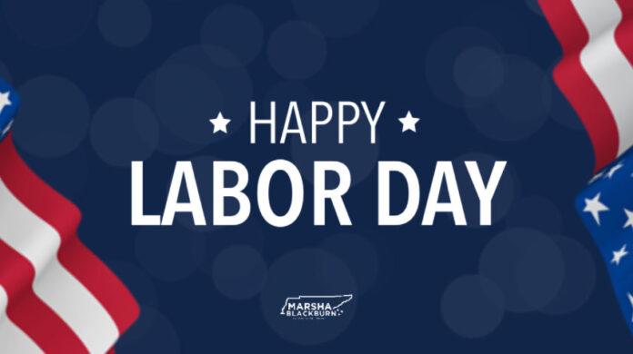 Happy Labor Day from Marsha Blackburn