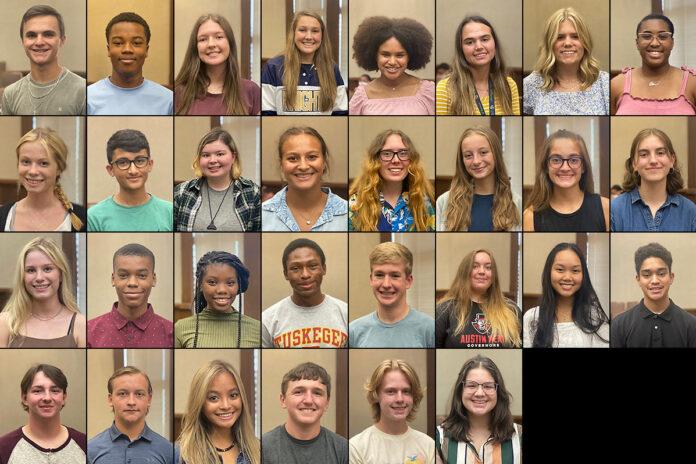 Montgomery County Mayor's 2021-2022 Emerging Leaders