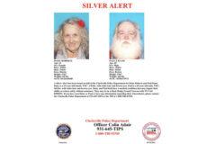 Silver Alert – Daisy Roberts and Paul Elam