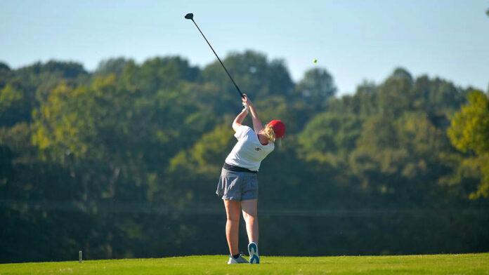 Austin Peay State University Women's Golf season-best round aids fifth-place finish at Arkansas State. (APSU Sports Information)