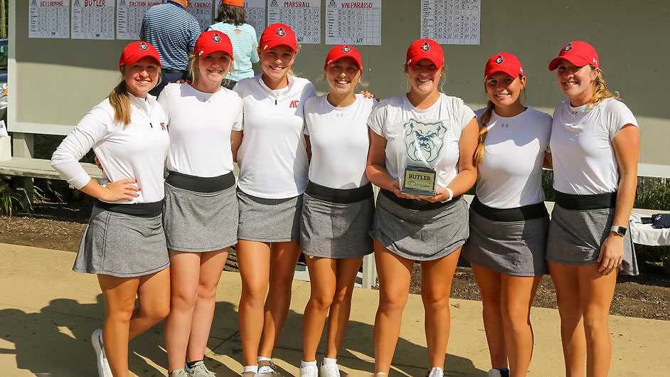 Austin Peay State University Women's Golf comes out on top at Butler Fall Invitational by Two Strokes. (APSU Sports Information)