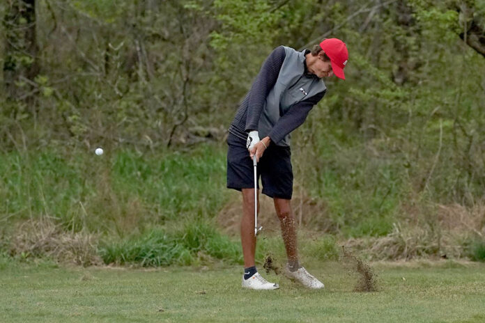 Austin Peay State University Men's Golf moves into eighth place at Grover Page Classic. (APSU Sports Information)