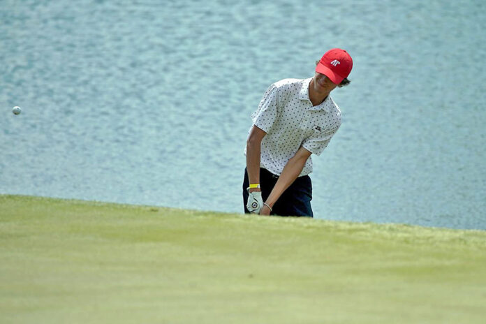 Austin Peay State University Men's Golf finishes Butler Fall Invitational in Eight places. (APSU Sports Information)