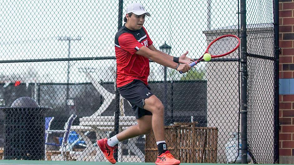 Austin Peay State University Men's Tennis hosts APSU Hidden Duel, Friday and Saturday. (APSU Sports Information)