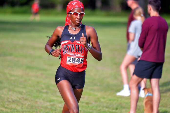 Austin Peay State University Cross Country Teams have strong performance at Bresica Invitational. (APSU Sports Information)
