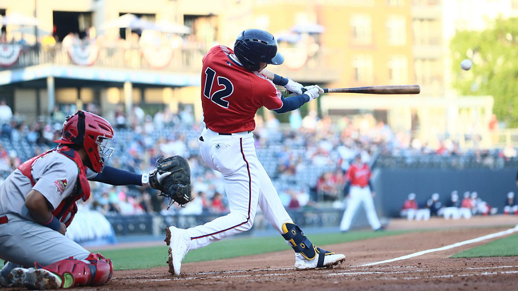 Nashville Sounds Eliminated from Final Stretch Contention with Loss and Durham's Win. (Nashville Sounds)
