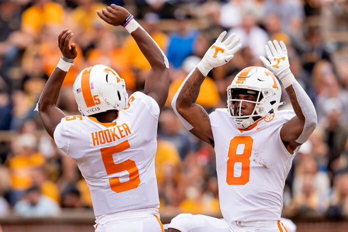 Tennessee Vols Football returns to Neyland for SEC Home Opener against the South Carolina Gamecocks. (UT Athletics)