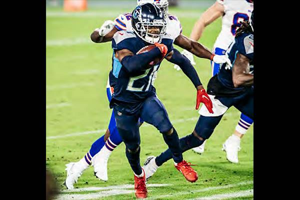 Tennessee Titans host Buffalo Bills on Monday Night Football. (Tennessee Titans)