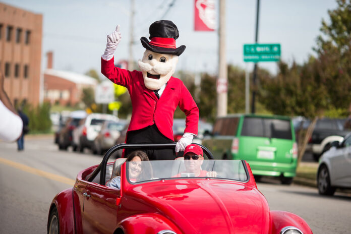 his is Homecoming Week at Austin Peay State University. (APSU)