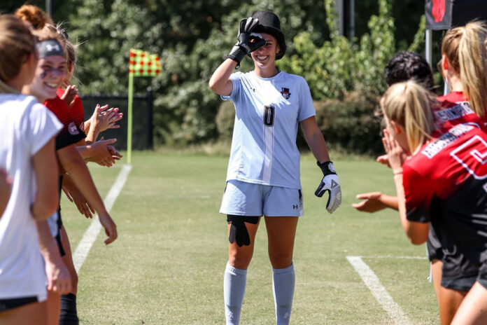 Austin Peay State University Women's Soccer team hits the road Thursday to take on Morehead State and then returns to Morgan Brothers Soccer Field Sunday for homecoming game against Southeast Missouri. (APSU Sports Information)