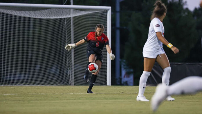 Austin Peay State University Women's Soccer falls on the road to Morehead State, 1-0. (APSU Sports Information)