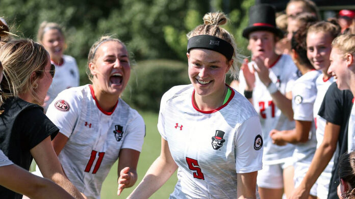 Austin Peay State University women's plays Tennessee Tech Thursday at home before taking to the road to face SIU Edwardsville, Sunday. (APSU Sports Information)