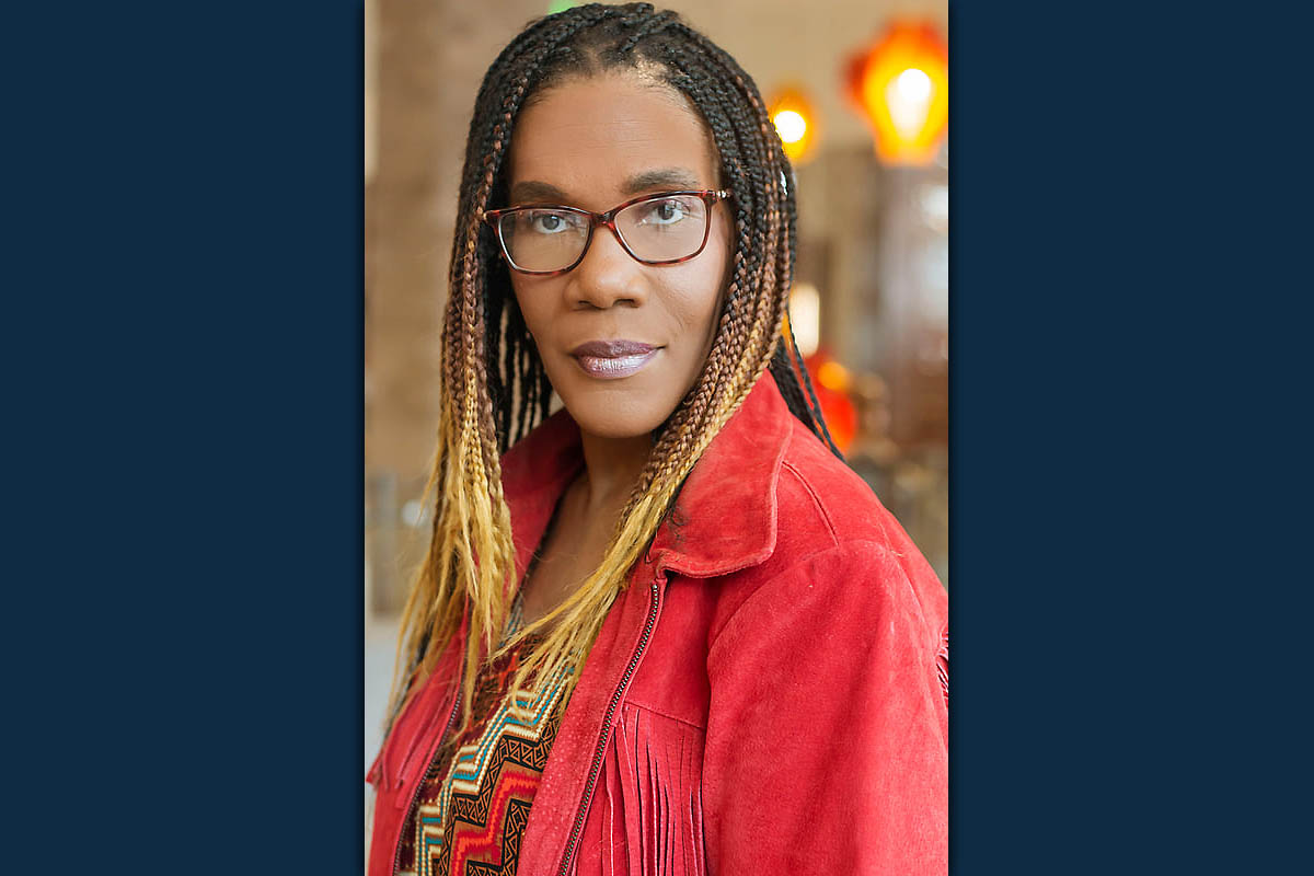 Angela Jackson-Brown. (Chandra Lynch, Ankh Productions)