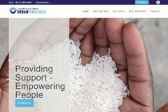 Clarksville Area Urban Ministries website