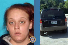 TBI is looking for non-custodial mother, Coti Conner. Conner is believed to be driving a 2002 black Ford Escape, with Tennessee tag 1M1-8H6.