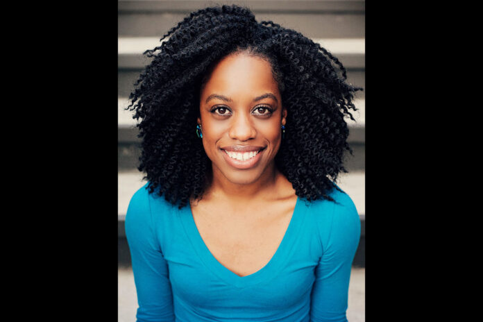 Eboné Amos stars as Harriet Tubman in