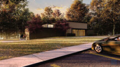 National Park Service awards contract for rehabilitation of Fort Donelson Visitor Center -2