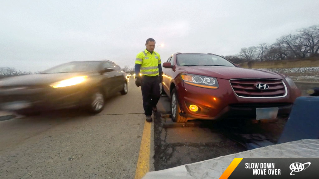 AAA Research Reveals That Some Drivers May Not Grasp the Danger They Pose To Those at the Roadside. (AAA)
